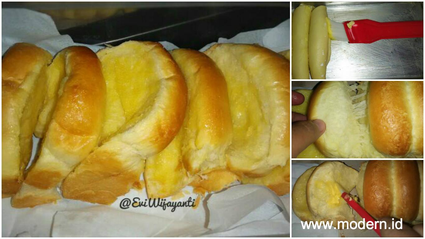 Resep Roti Sisir Jadul. Enaknya Bikin Kangen.. - Modern.id