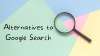 Other Search Engines for Students to Try
