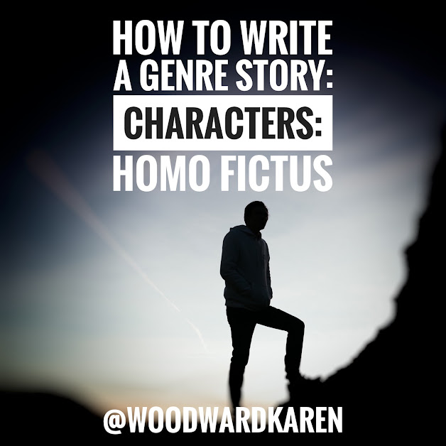 How to Write a Genre Story: Characters: Homo Fictus