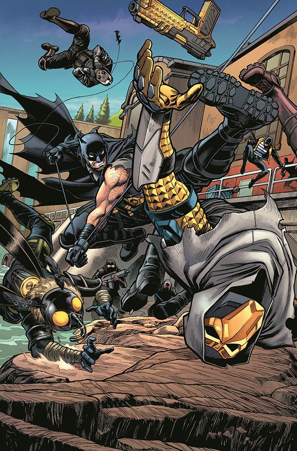 Batman/Fortnite: Zero Point #3 - 1