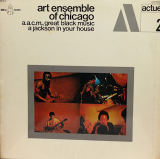 The Art Ensemble of Chicago, A Jackson in Your House