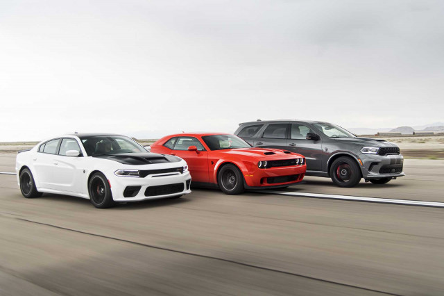 2021 Dodge Charger Review