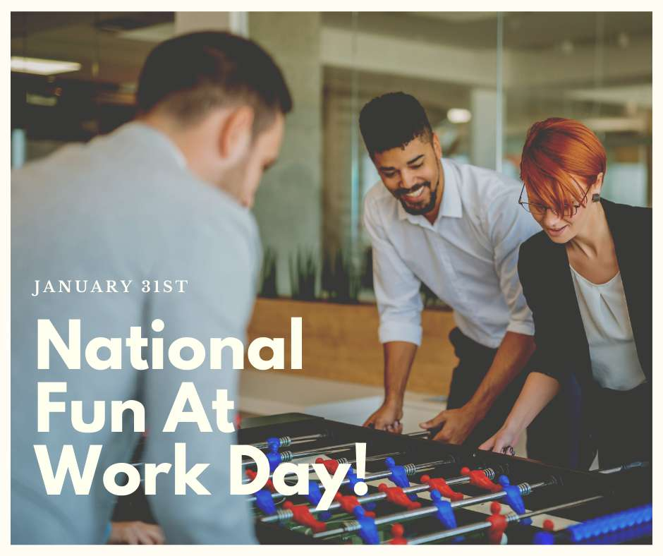National Fun at Work Day Wishes