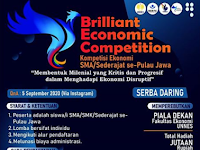 Kompetisi Ekonomi Pelajar 2020 di Universitas Negeri Semarang