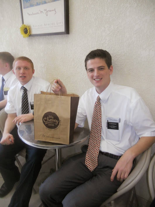 Last Week in MTC and off to Fortaleza
