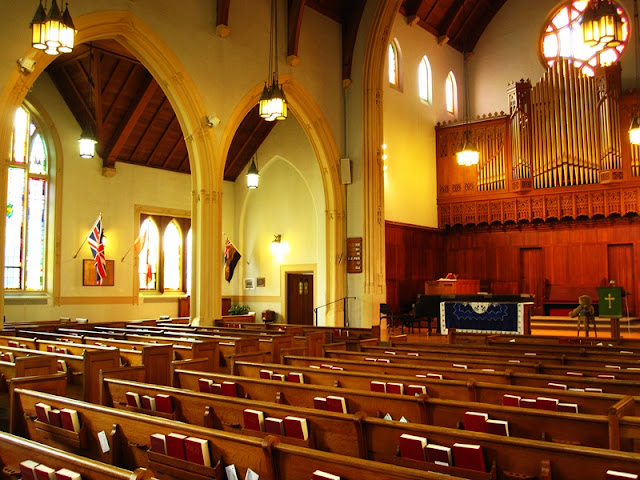 Southminster United Church during Ottawa Writers Festival