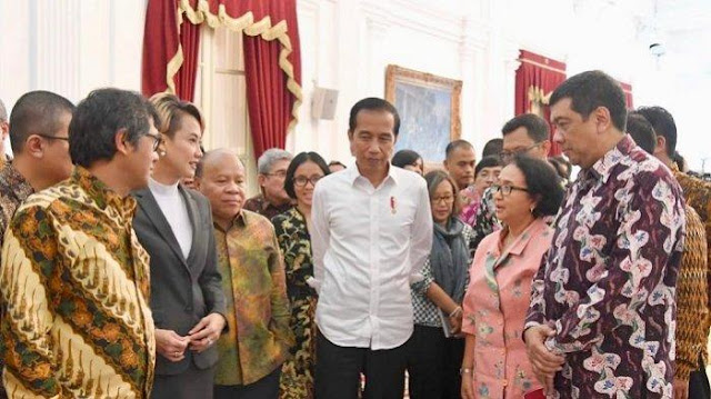 Jokowi Kaji Penjualan Tanah Negara ke Swasta untuk Danai Pembangunan Ibu Kota Baru