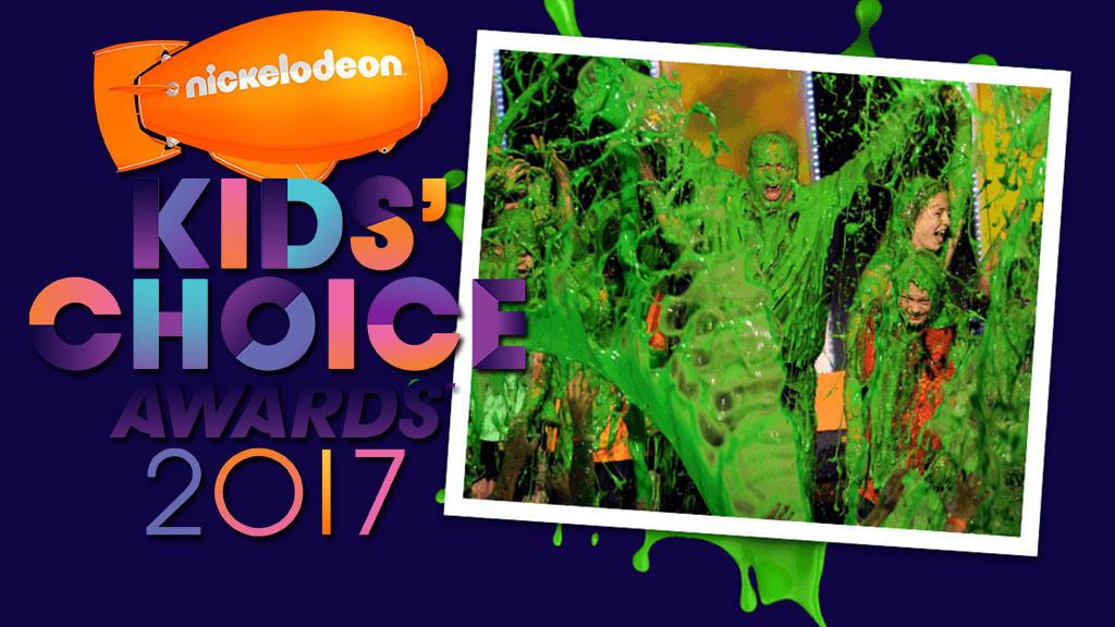Presentaciones de los Kids' Choice Awards 2017
