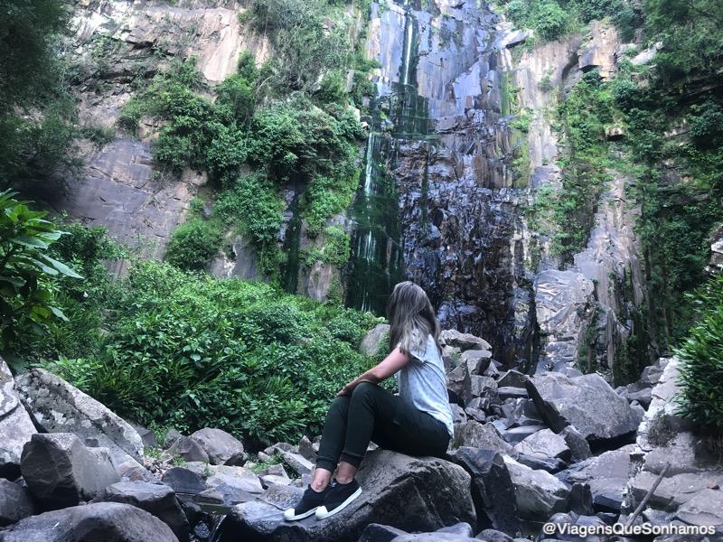 Cascata do Moinho Sítio Campiol