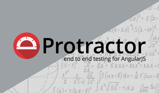 Moving from Selenium to Protractor for Web Automation