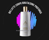 Logo Giveaway Monday: vinci gratis Bio-Latte Corpo Idratazione Profonda di Abano Terme Biocosmesi