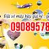 Đại lý vé máy bay 48 Cách Mạng quận Tân Phú
