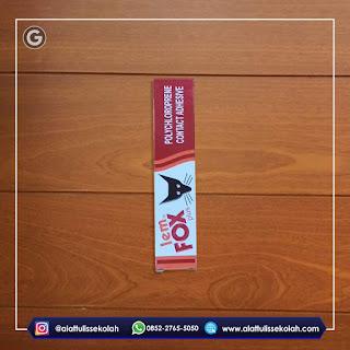 Distributor Lem Fox Makassar | Info : +62 852-2765-5050