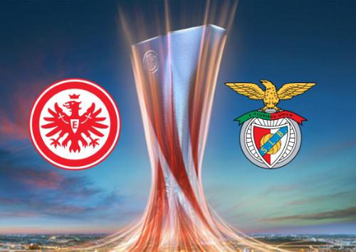 Eintracht Frankfurt vs Benfica - Highlights 18 April 2019
