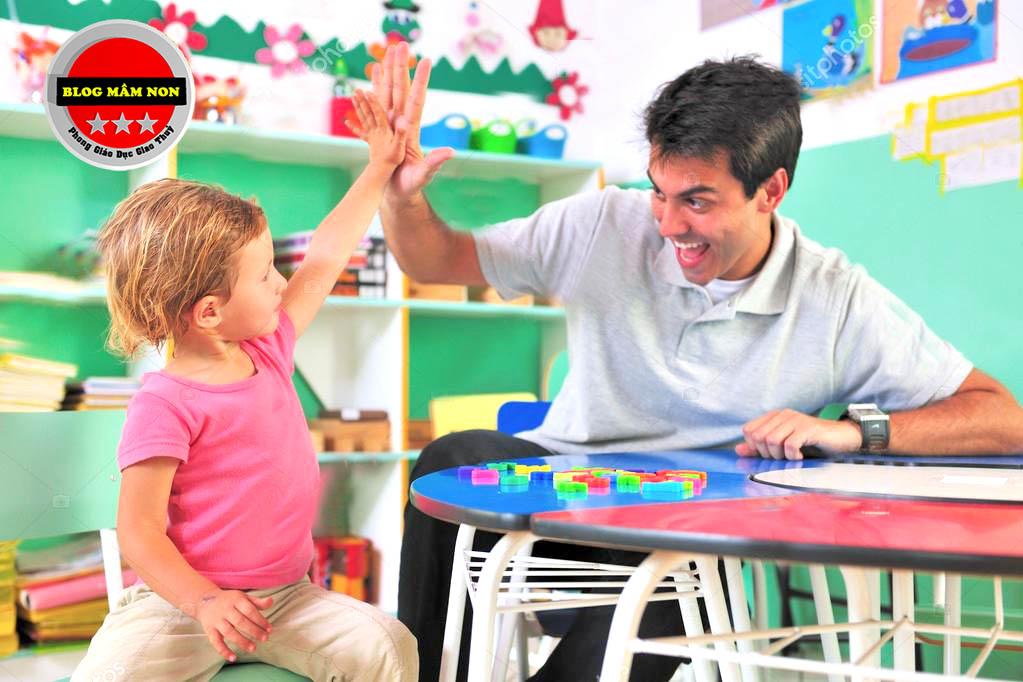 Lý do lấy vợ là giáo viên mầm non là điều tuyệt vời nhất