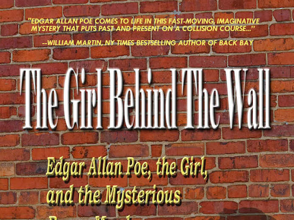 The best thrillers to read right now: The Girl behind the wall by Bruce Wetterau