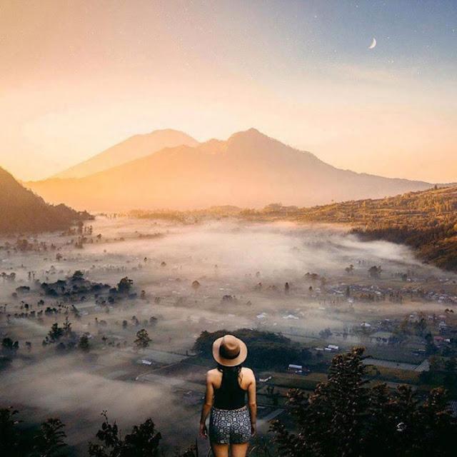 Wisata Gunung Batur