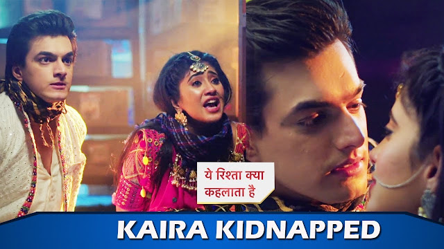 High Voltage Drama : Naira and Vedika's serious fight outside Court in Yeh Rishta Kya Kehlata Hai