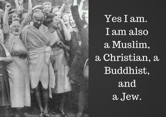 Mahatma Gandhi ON RELIGION