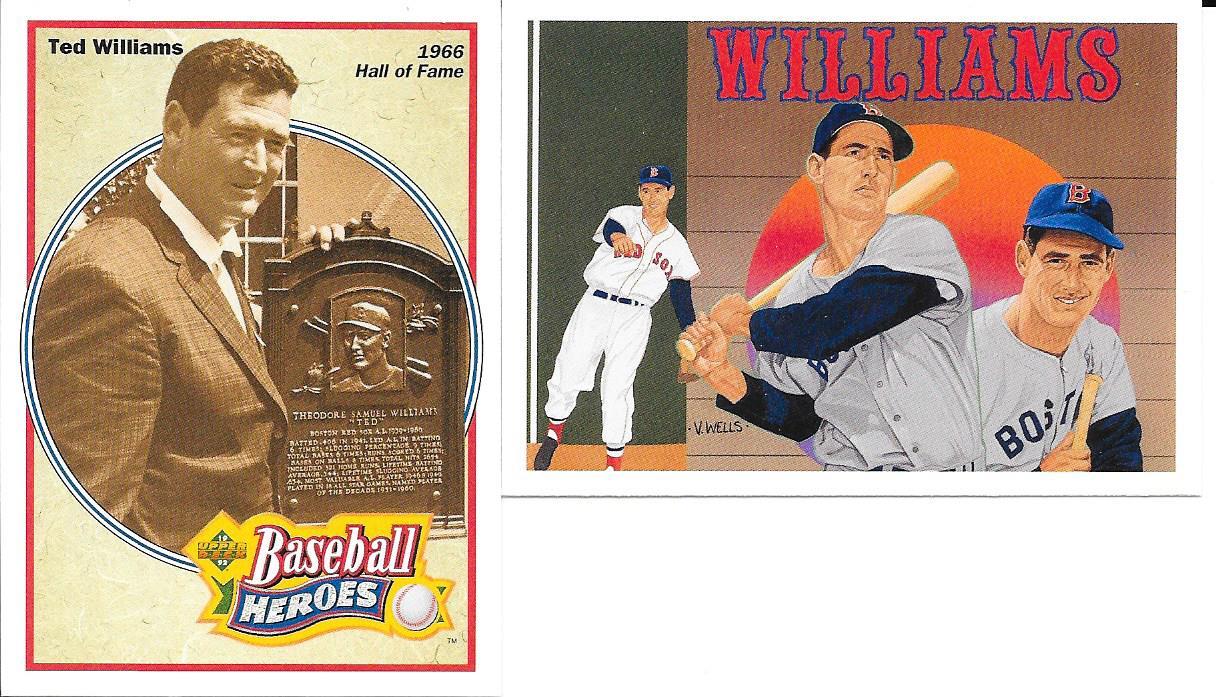 Craziejoes Card Corner Quad Wars 1992 Upper Deck Baseball Top