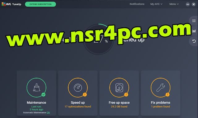 Download AVG TuneUp 2020