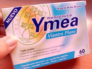 Ymea Menopausia Vientre plano
