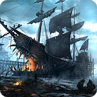 Ships of Battle - Age of Pirates - Warship Battle Apk Download