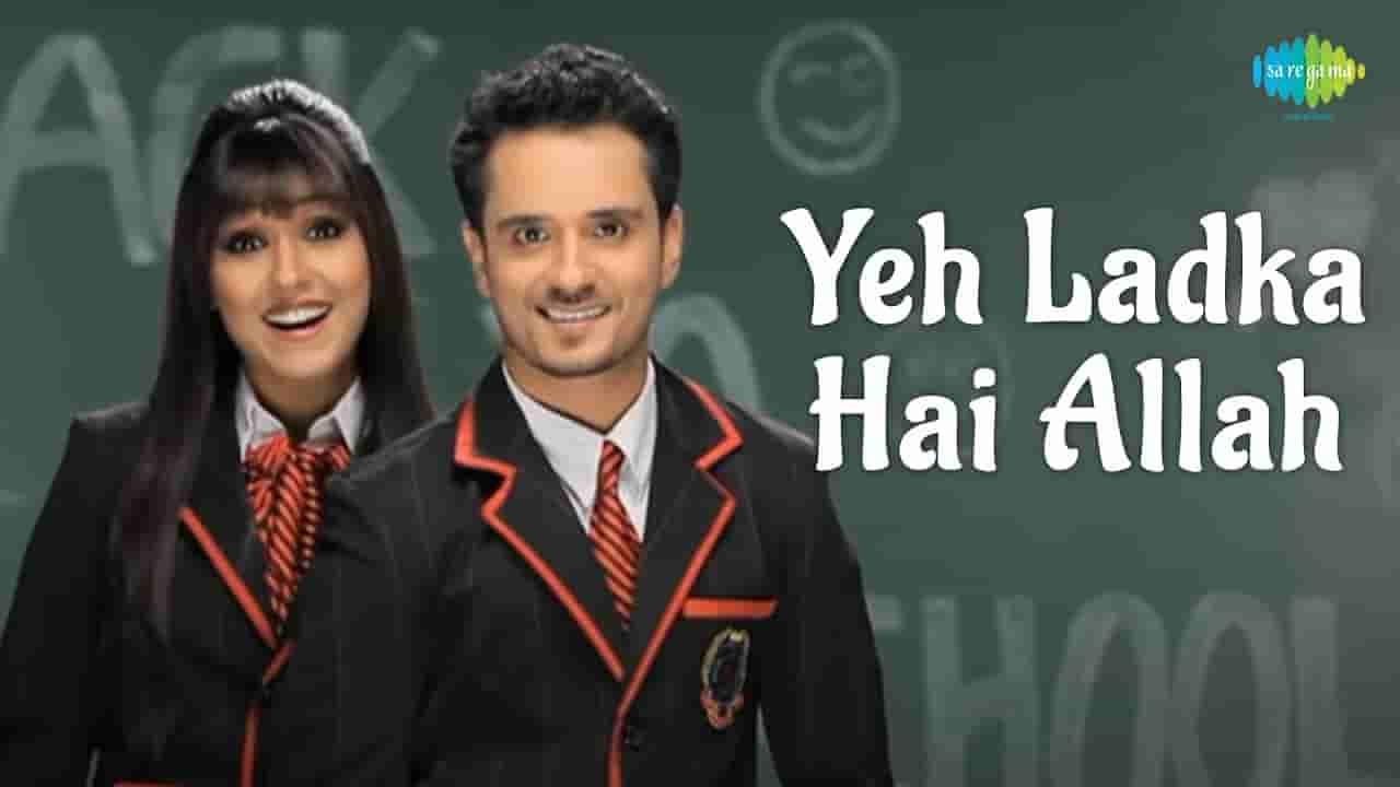 Yeh ladka hai allah lyrics Neeti Mohan x Raghav Sachar x  Hindi Song