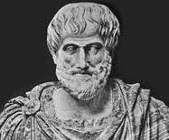 Aristotle was born circa 384 B.C. in Stagira
