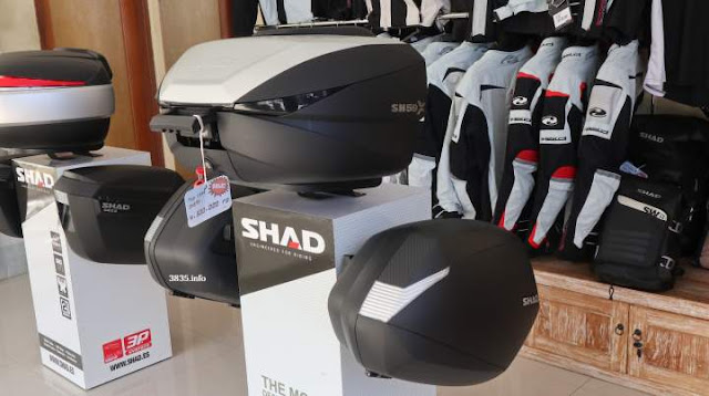 Official SHAD Partner Bali