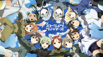 Strike Witches: 501 Butai Hasshin Shimasu! Episódio 2