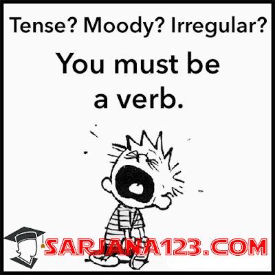 3 Cara Menghafal Irregular Verb dengan Mudah Versi Sarjana123.com