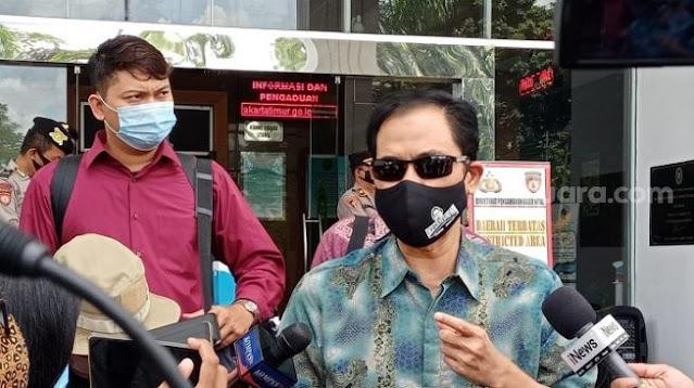 Tak Sudi Dijerat Pasal Penghasutan, Munarman: Habib Rizieq Sudah Bayar Denda Rp50 Juta