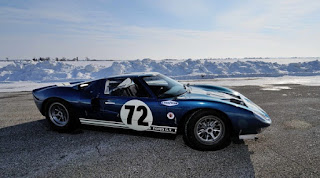 1964 Ford GT40 Classis Super Car Side