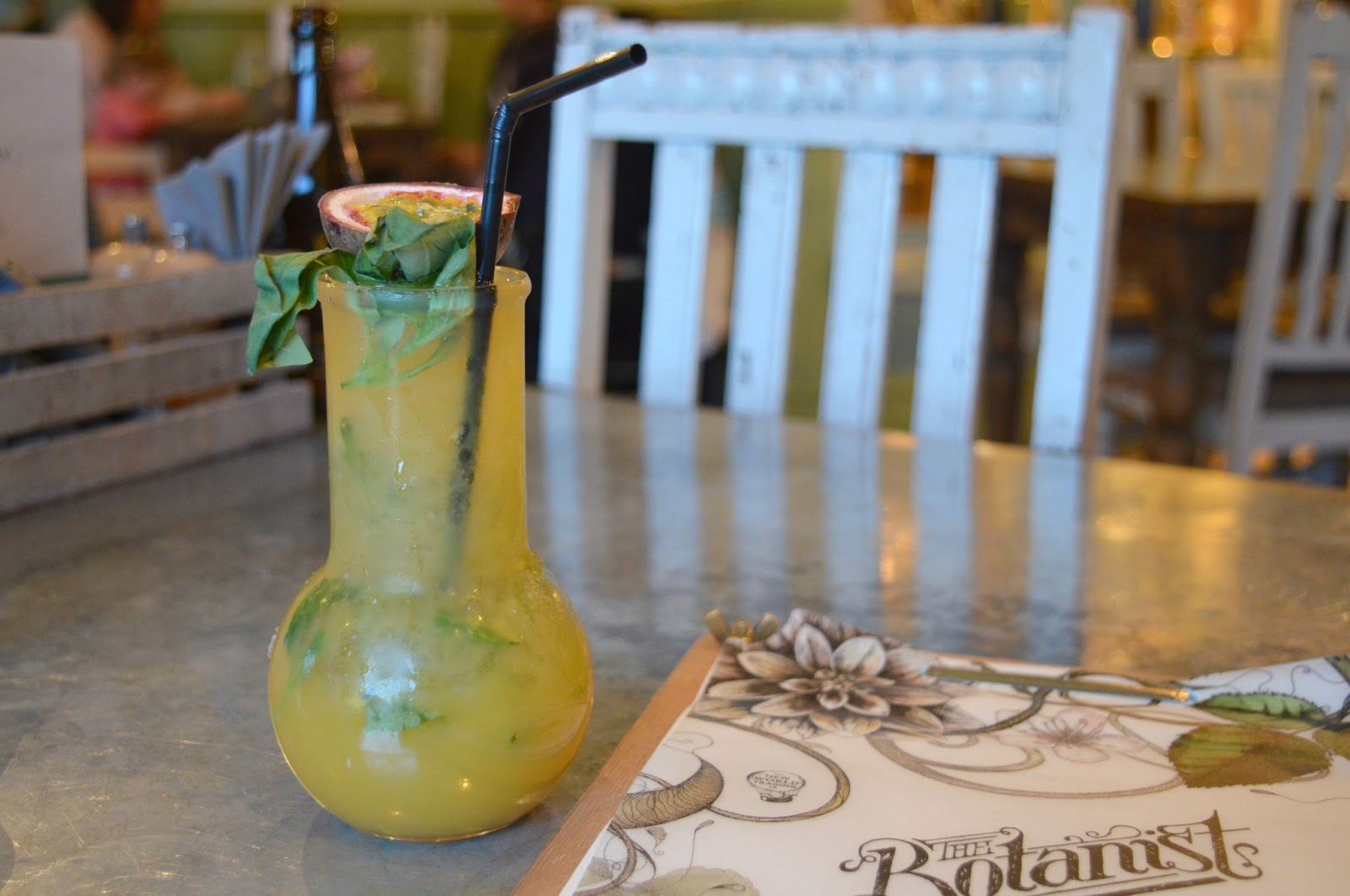 The Botanist Newcastle - Spring Menu Review