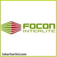 Lowongan Kerja PT Focon Interlite Semarang Terbaru 2021