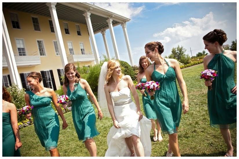 5 consejos para tener una boda al aire libre sin preocupaciones