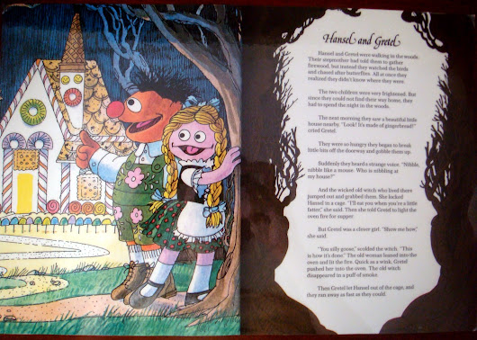 Fairytales and nursery rhymes: Hansel and Gretel