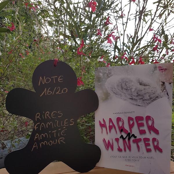 Harper in winter de Hannah Bennett