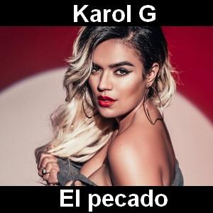 Karol G - El pecado