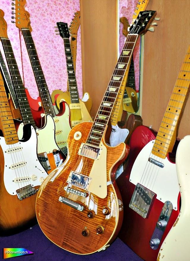 Vintage Reissue guitars