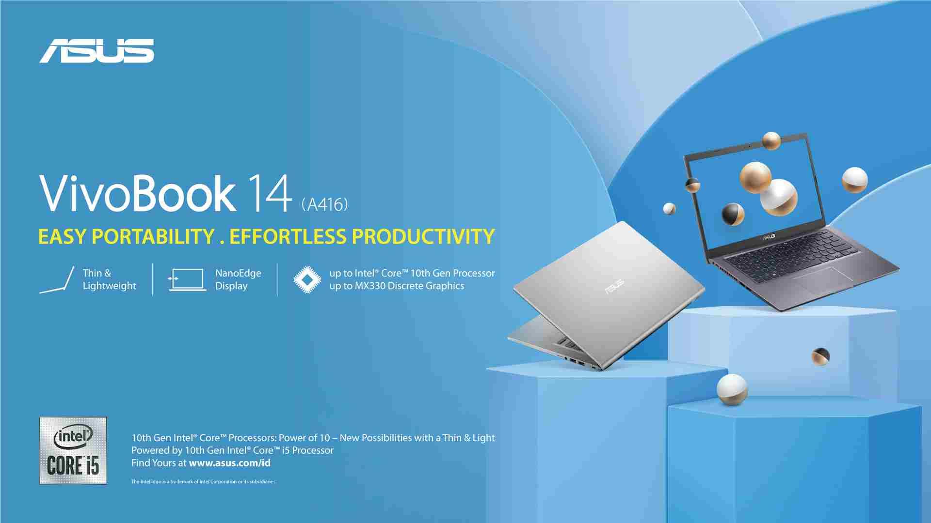Laptop Asus VivoBook 14 A416