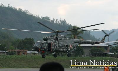 La FAP busca adquirir 36 helicópteros MI117 SHP y 14 aviones de transporte