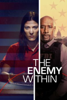 The Enemy Within 1ª Temporada Torrent – WEB-DL 720p Dual Áudio<