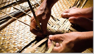 teknik pembuatan kerajinan dari bahan keras
