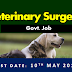 Veterinary Assistant Surgeon [Govt.] Job in JKPSC