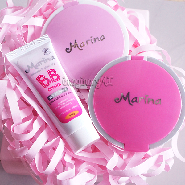 review Marina BB cream