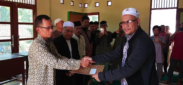 Allahu Akbar! ANNAS Daerah Pandeglang Banten Dikukuhkan