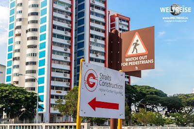Verrückteste Regeln in Singapur