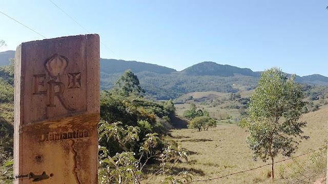 Caminho Velho, Estrada Real, Tiradentes, Serra São José